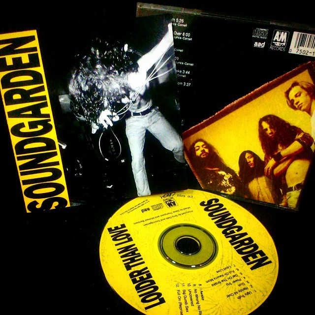 Soundgarden - Louder Than Love.(1989) #soundgarden#mattcamer...