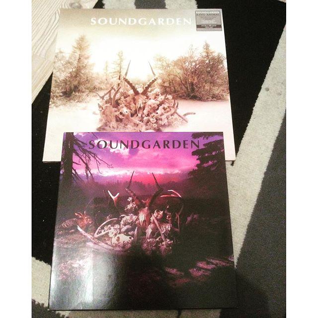 I've never been the biggest #soundgarden fan but THIS album ...