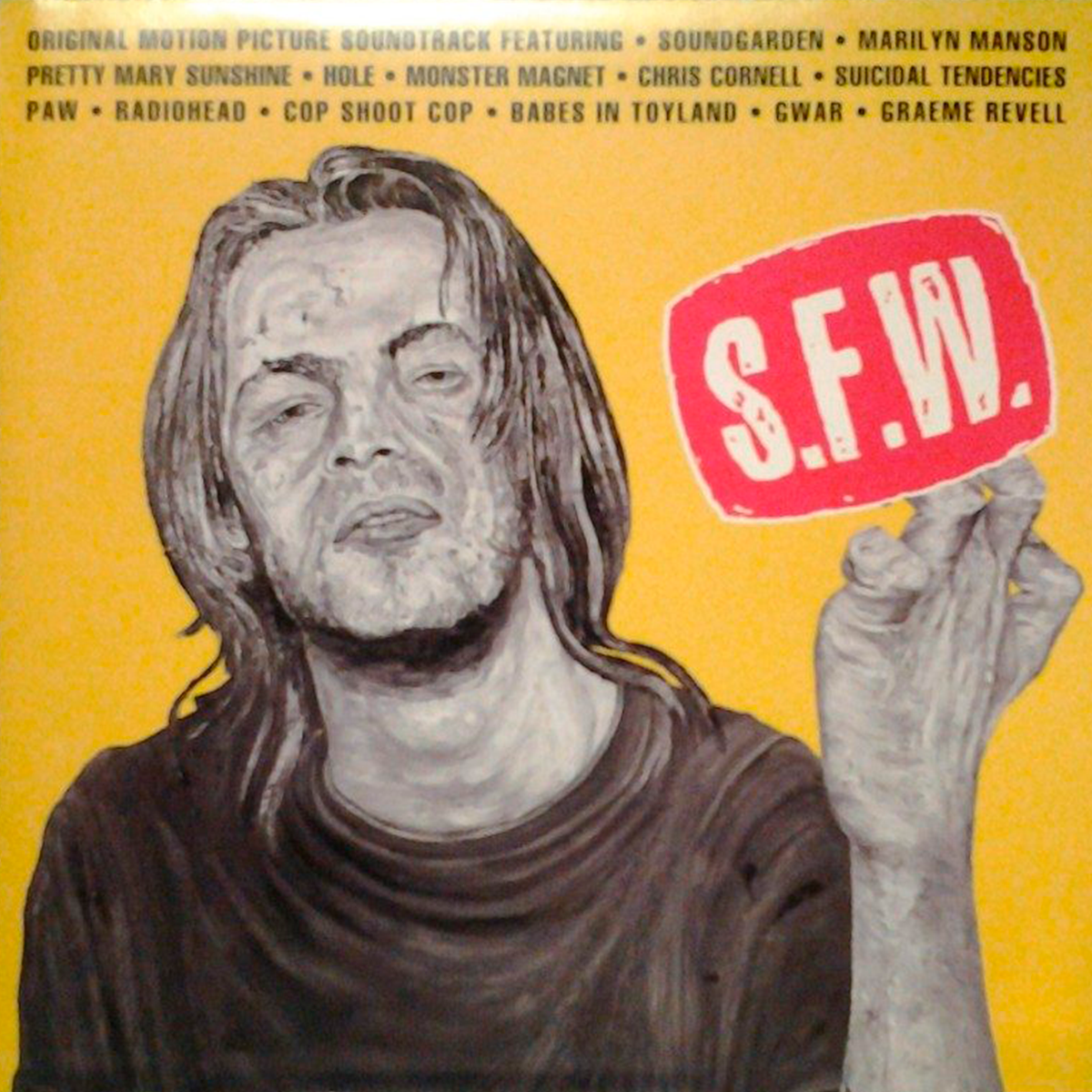 S.F.W. (So Fucking What)