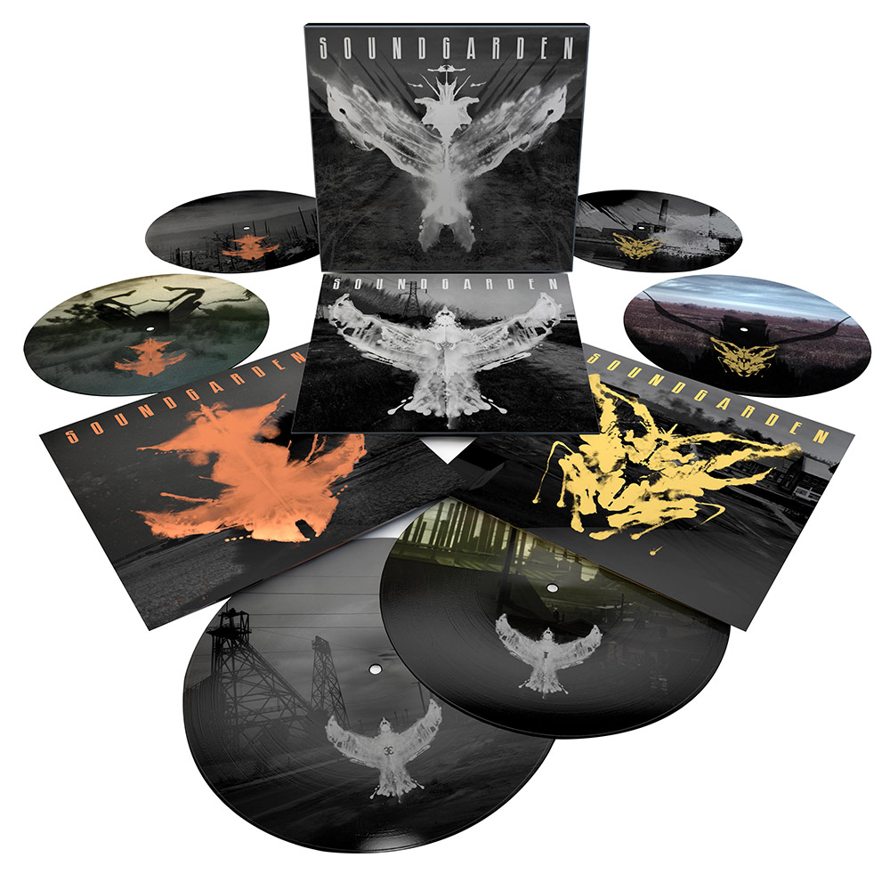 Echo Of Miles: Scattered Tracks Across The Path on 6-LP vinyl