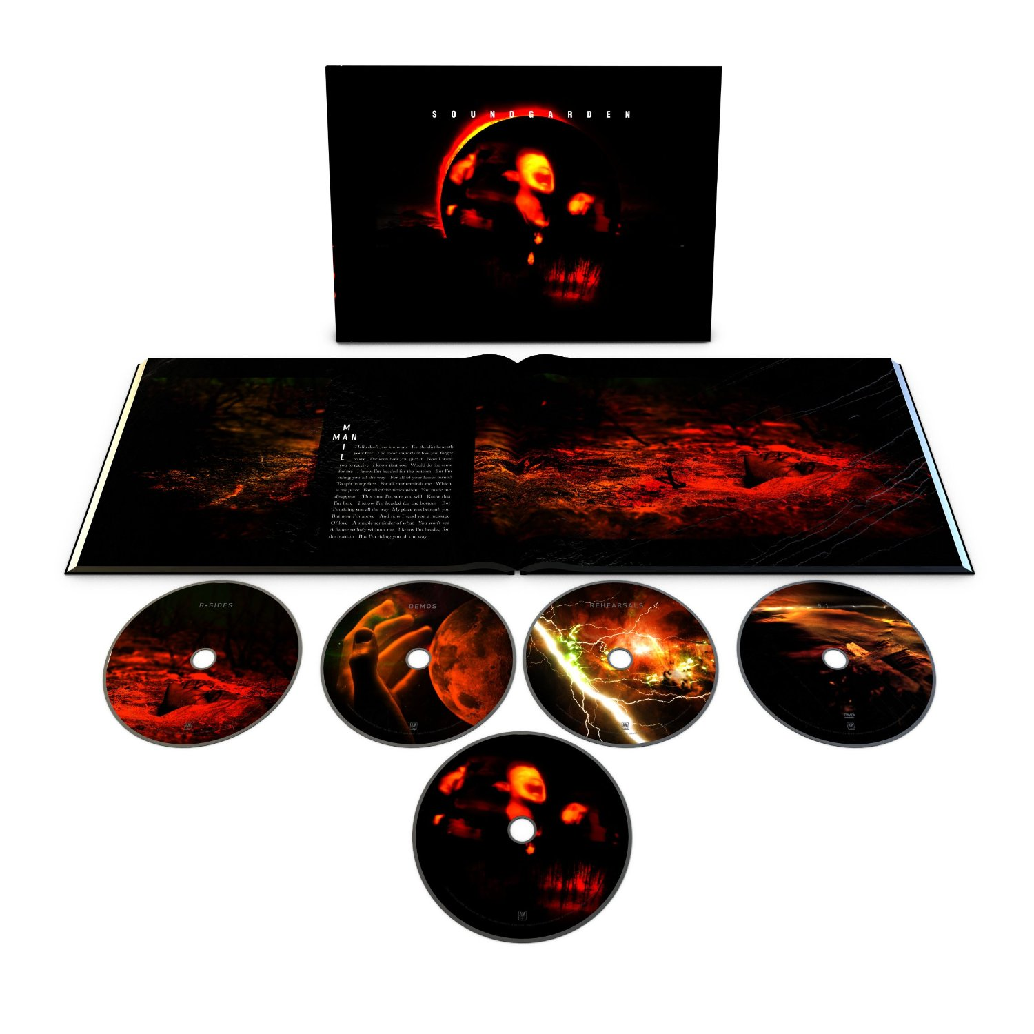 Superunknown - super deluxe